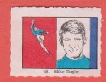 Manchester City Mike Doyle England